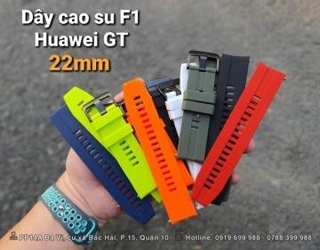 Dây cao su F1 Huawei GT (22mm)
